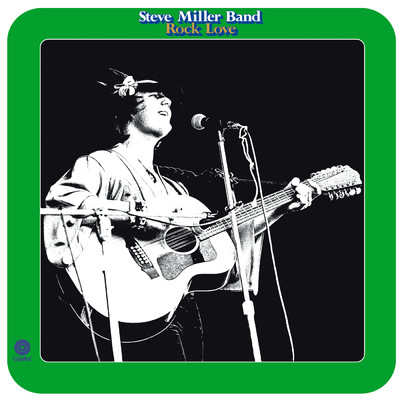 ハイレゾアルバム/Rock Love/Steve Miller Band