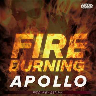 シングル/Fire Burning/APOLLO
