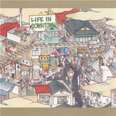 LIFE IN DOWNTOWN/槇原敬之