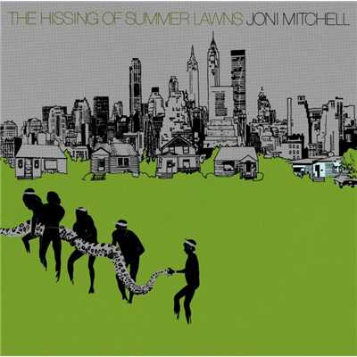 アルバム/The Hissing Of Summer Lawns/Joni Mitchell