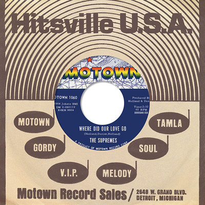 アルバム/The Complete Motown Singles Vol. 4: 1964/Various Artists