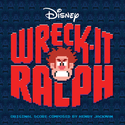 アルバム/Wreck-It Ralph/Various Artists