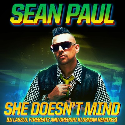 アルバム/She Doesn't Mind (Remixes)/Sean Paul
