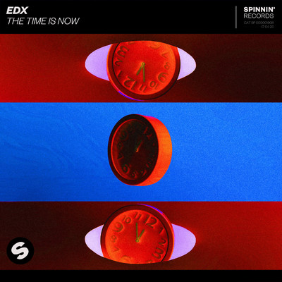 シングル/The Time Is Now (Extended Mix)/EDX