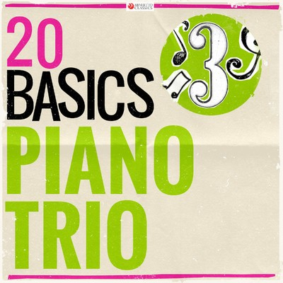 シングル/Trio for Piano, Violin & Cello in F Major, Op. 80: IV. Nicht zu rasch/Trio Bell'Arte