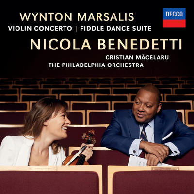 Marsalis: Violin Concerto in D Major - 3. Blues/Nicola Benedetti/Philadelphia Orchestra/Christian Macelaru