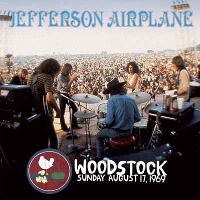 Somebody to Love (Live at The Woodstock Music & Art Fair, August 17, 1969)/Jefferson Airplane