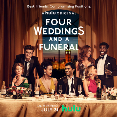 アルバム/Four Weddings And A Funeral (Music From The Original TV Series)/Various Artists
