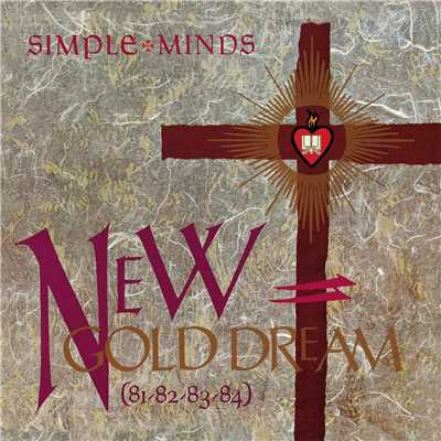 アルバム/New Gold Dream (81/82/83/84)/Simple Minds