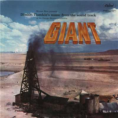 アルバム/Giant (Music From The Soundtrack Of The George Stevens Production)/Dimitri Tiomkin
