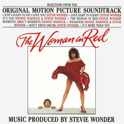 ハイレゾアルバム/The Woman In Red (Original Motion Picture Soundtrack)/スティーヴィー・ワンダー