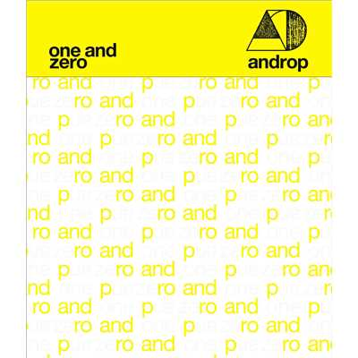 アルバム/one and zero/androp
