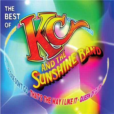 アルバム/The Best Of/KC & The Sunshine Band