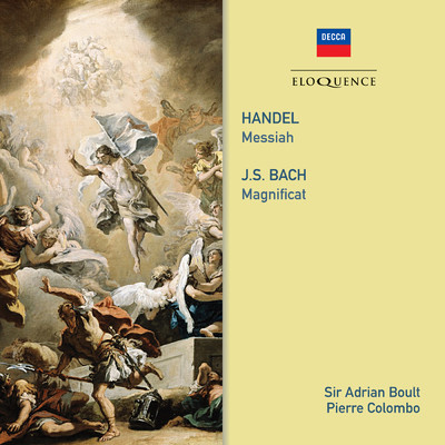 HANDEL: Messiah. BACH: Magnificat./Various Artists
