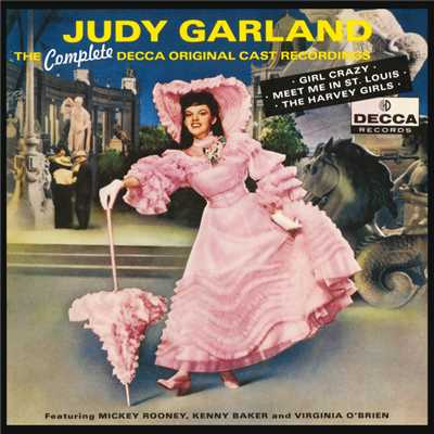 アルバム/The Complete Decca Original Cast Recordings/Judy Garland