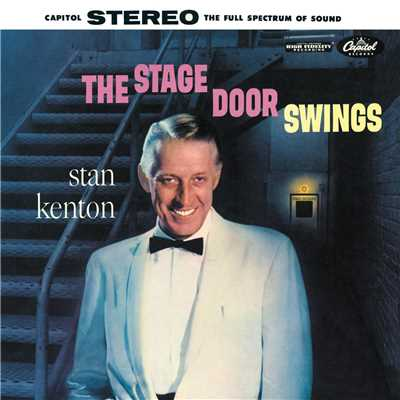 アルバム/The Stage Door Swings/Stan Kenton