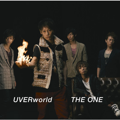アルバム/THE ONE/UVERworld