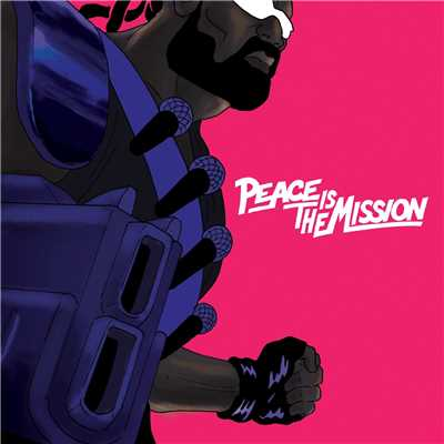 アルバム/Peace Is The Mission/Major Lazer