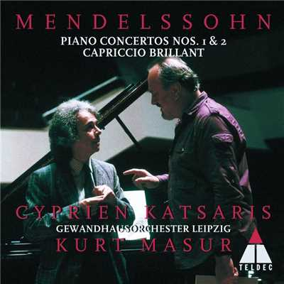 シングル/Capriccio brillant in B minor Op.22/Kurt Masur