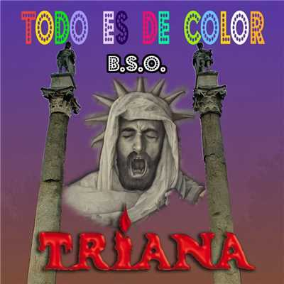 アルバム/B.S.O. Todo es de color/Triana