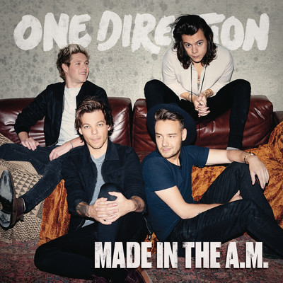 アルバム/Made In The A.M./One Direction
