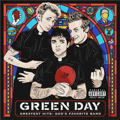 シングル/Back in the USA/Green Day