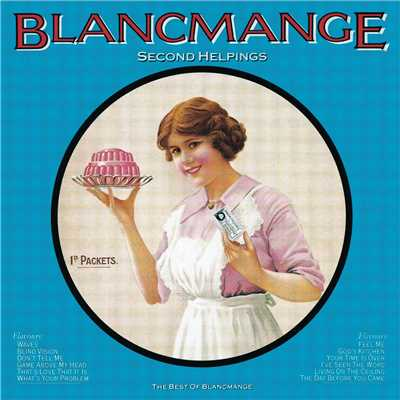 シングル/Don't Tell Me/Blancmange