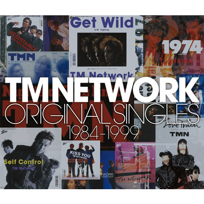 アルバム/TM NETWORK ORIGINAL SINGLES 1984-1999/TM NETWORK