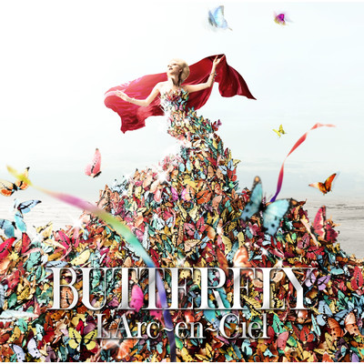 アルバム/BUTTERFLY(Deluxe Edition)/L'Arc~en~Ciel