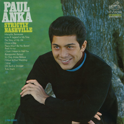 アルバム/Strictly Nashville/Paul Anka