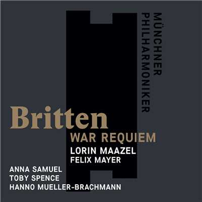 "シングル/War Requiem, Op. 66: XX. Libera me - ""Let us Sleep now... In paradisum"" (Tutti)/Lorin Maazel"
