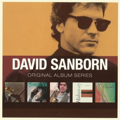 アルバム/Original Album Series/David Sanborn