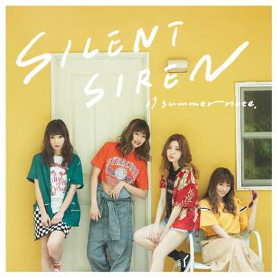 アルバム/19 summer note./SILENT SIREN
