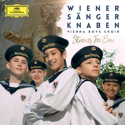ハイレゾアルバム/Strauss For Ever/Wiener Sangerknaben/Gerald Wirth/Salonorchester Alt Wien