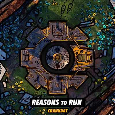 シングル/Reasons To Run/Crankdat