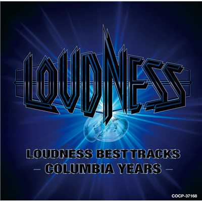 アルバム/LOUDNESS BEST TRACKS -COLUMBIA YEARS-/LOUDNESS