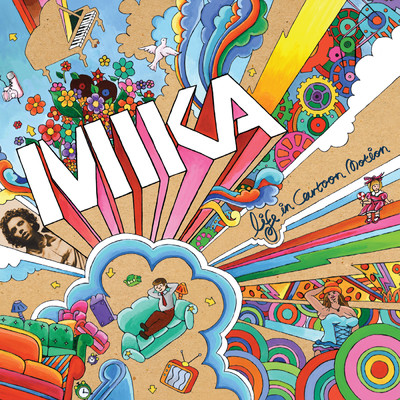 アルバム/Life In Cartoon Motion (UK eDeluxe Album)/MIKA
