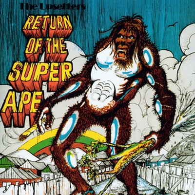 アルバム/Return Of The Super Ape/The Upsetters