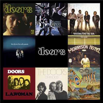 アルバム/The Complete Studio Albums/The Doors