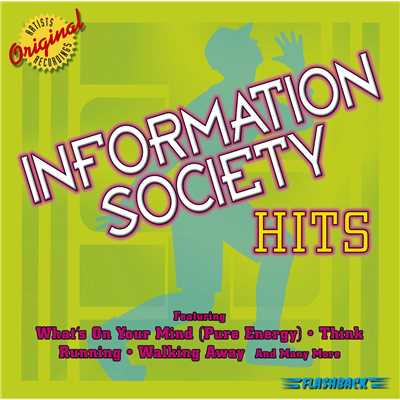 アルバム/Hits/Information Society