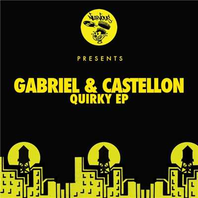 シングル/Let It Be (Original Mix)/Gabriel & Castellon