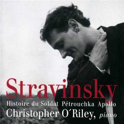 シングル/Four Movements from Histoire du Soldat: 3. Tango, Waltz & Ragtime/Christopher O'Riley