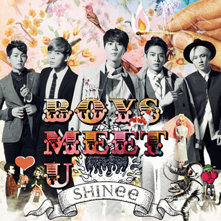 シングル/Keeping love again/SHINee