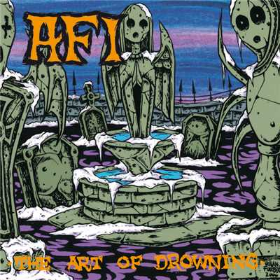 アルバム/The Art Of Drowning/AFI