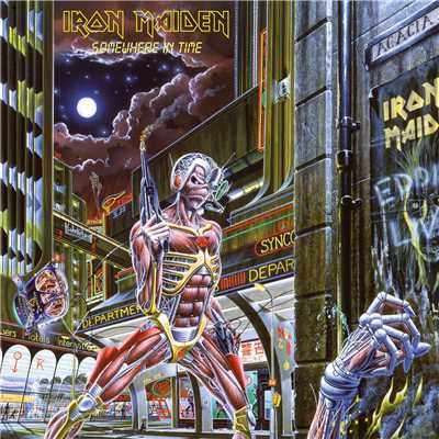 シングル/Alexander the Great (356-323 B.C.) [2015 Remaster]/Iron Maiden