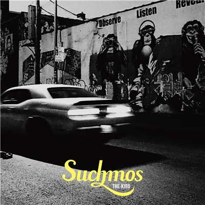 アルバム/THE KIDS/Suchmos