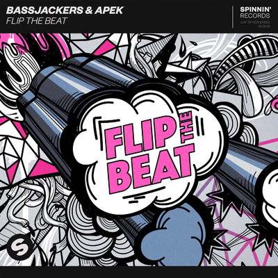 シングル/Flip The Beat (Extended Mix)/Bassjackers & Apek