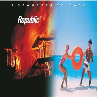 アルバム/Republic/New Order