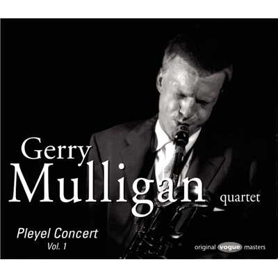 アルバム/Pleyel Concert Vol.1/Gerry Mulligan