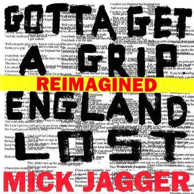 シングル/Gotta Get A Grip (Matt Clifford Remix)/Mick Jagger